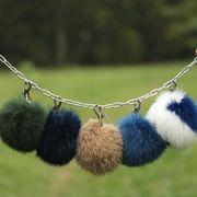 zelená, tmavě modrá, přírodní hnědá, džínová modrá, modro bílá