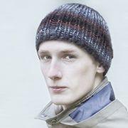 Náhled výrobku: Pánská pletená čepice