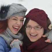 Náhled výrobku: Pletený baret