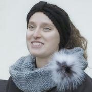 Náhled výrobku: Pletená čelenka